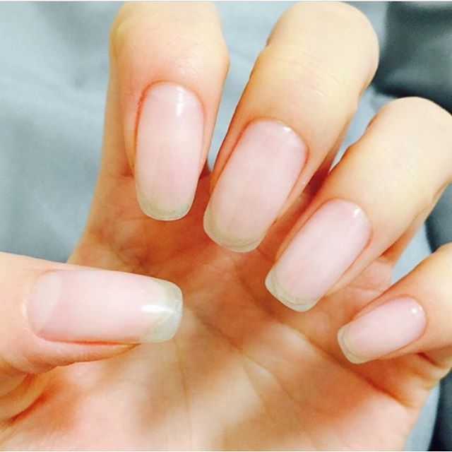 Long nail beds, perfect cuticles | *Instant Gratification ...