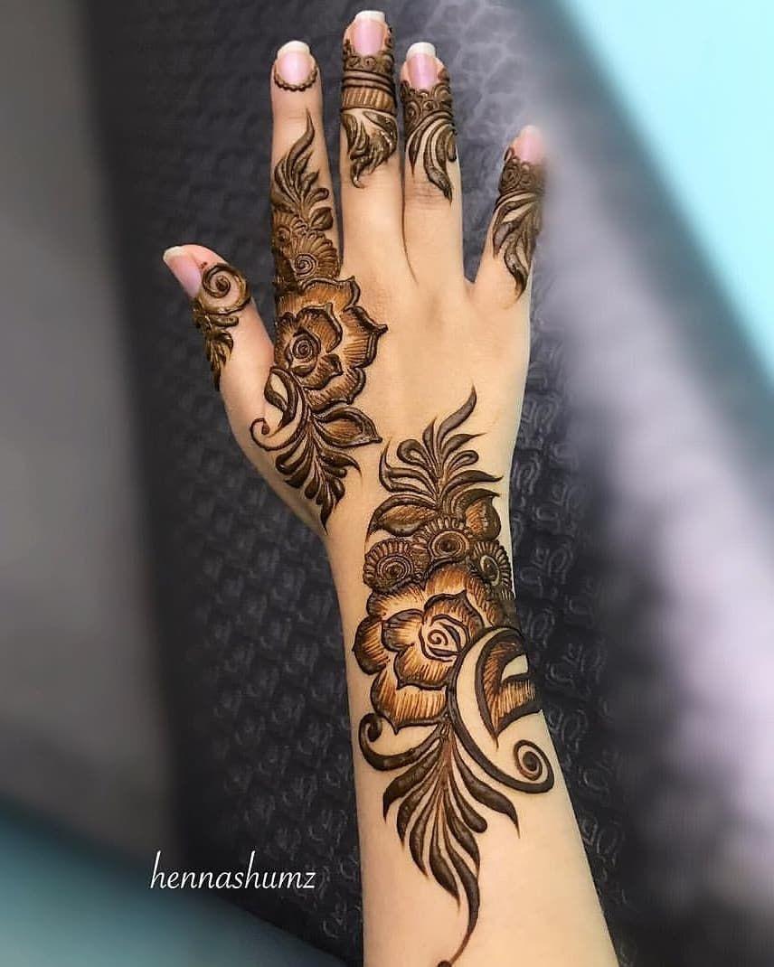 20 Pretty Krishna Janmashtami Mehndi Designs 2019 Latest Mehndi Designs Mehndi Designs For Fingers Mehndi Designs