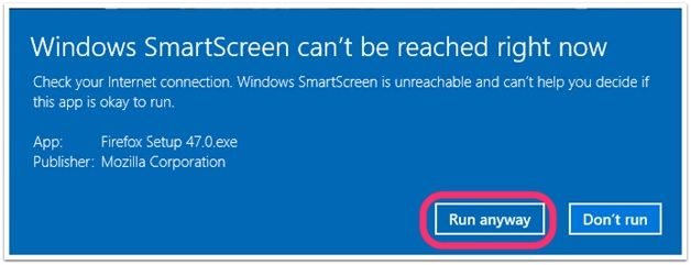 Windows SmartScreen Can't Be Reached Right Now [ SOLVED ]   Windows