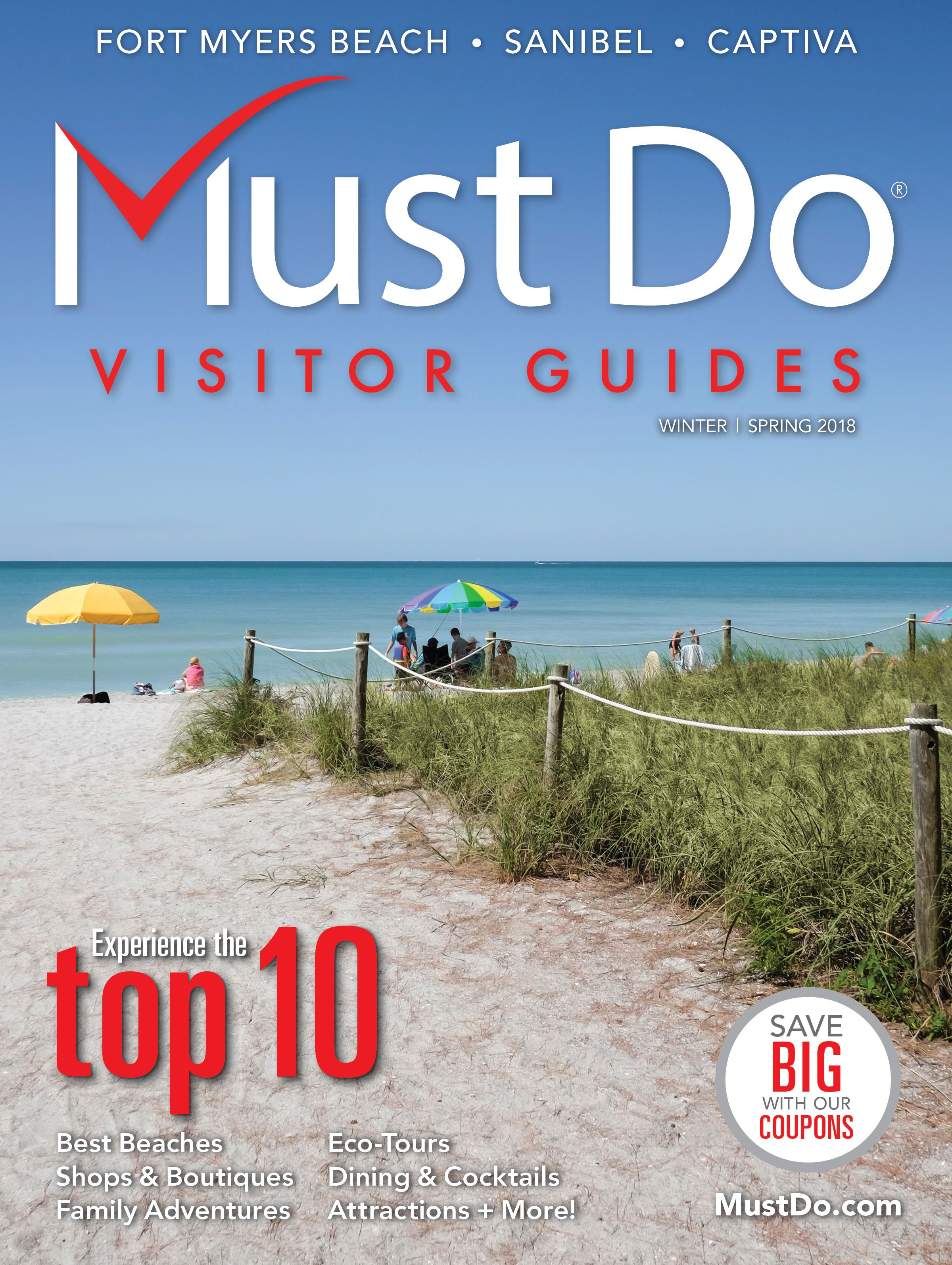 Must Do Visitor Guide Digital Editions Florida Vacation Spots