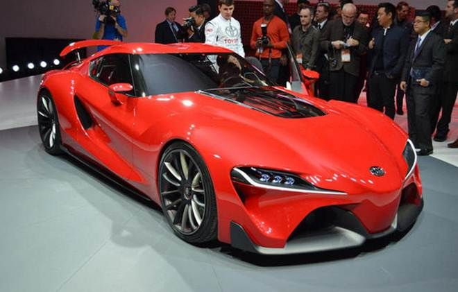 2016 Toyota Supra Ft1 Price Toyota Pinterest Toyota Cars And