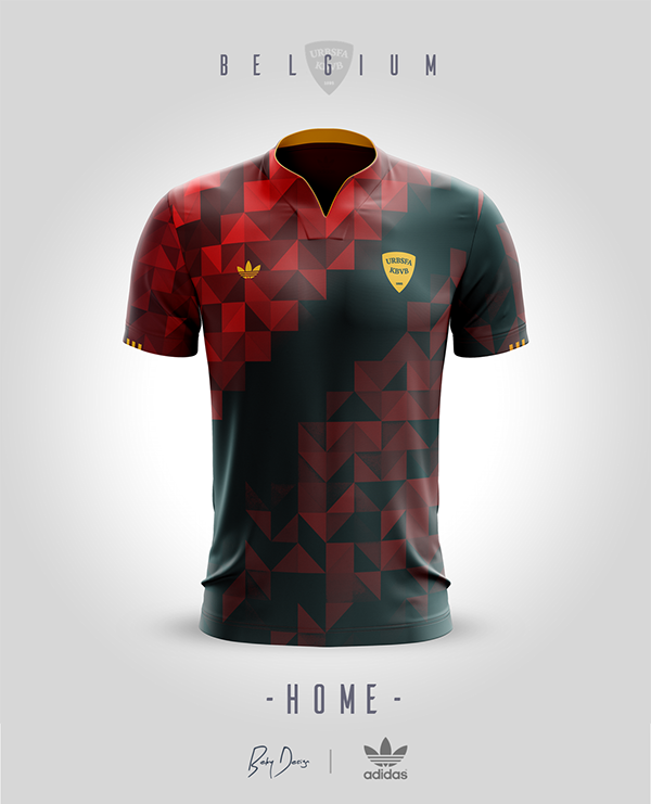11a926bf6a9 National Jerseys Concepts on Behance | Rhino 100 | Soccer shirts ...