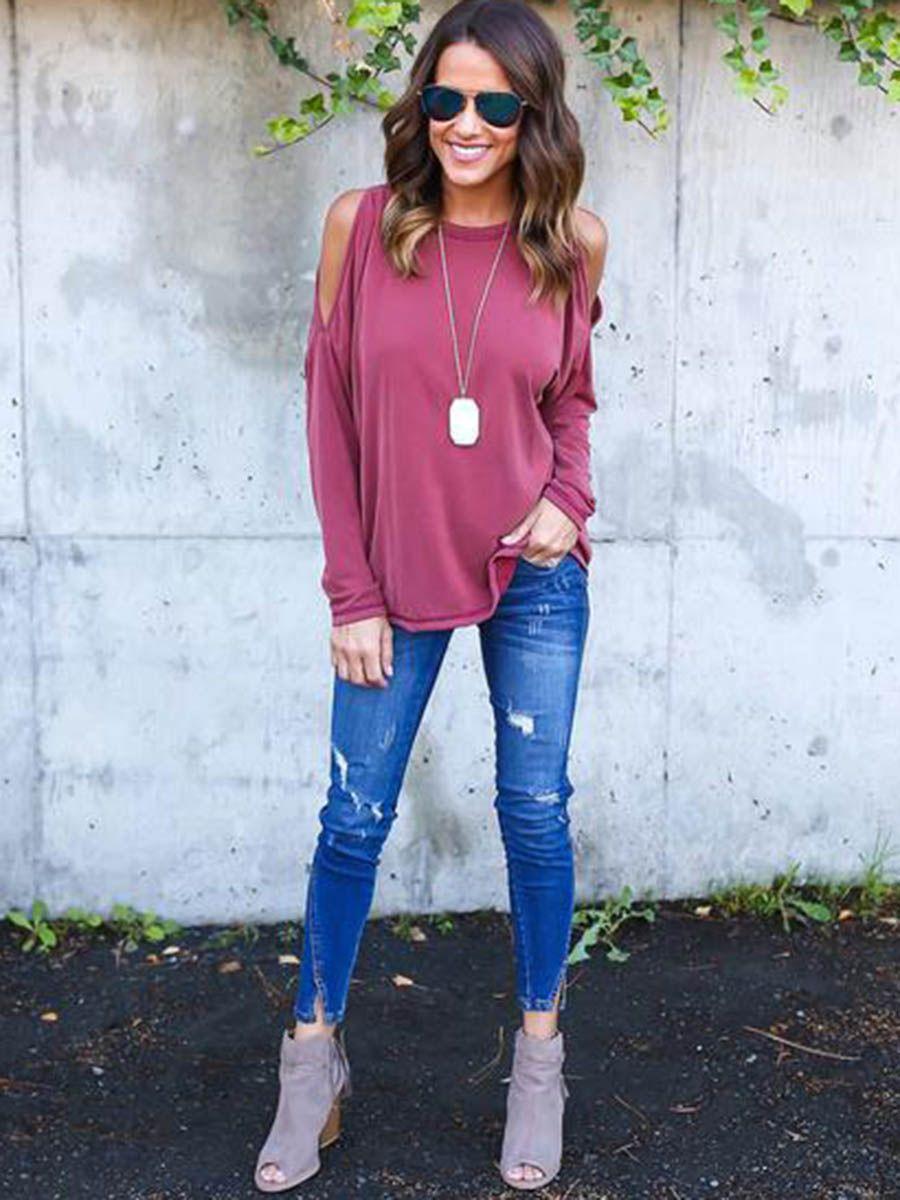 Gerade Lang Arm T-Shirt | Beautiful, Models and Polos