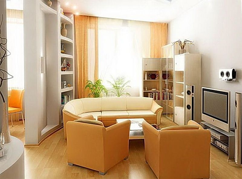 Classic Small Living Room Ideas For Different Situations Pretty