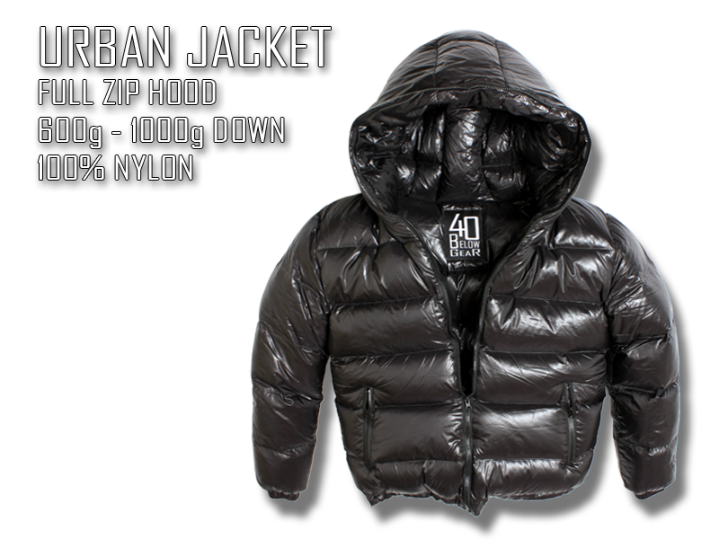40 below gear down jacket