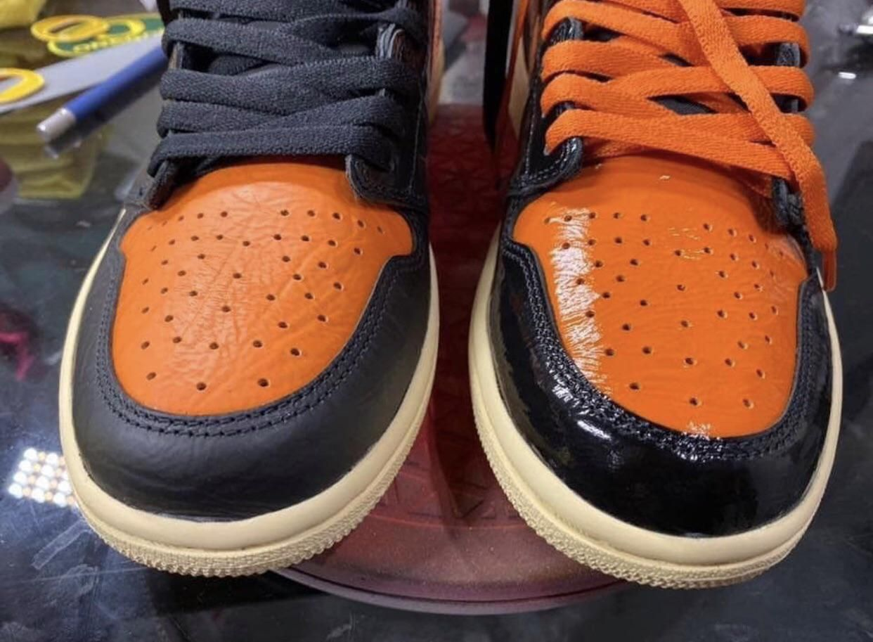 Shattered Backboard 3 0 With A Quick Deglazing And A Coat Of Matte