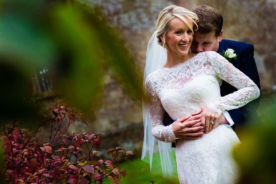 Celebrity Wedding Dresses Julia Carey And James Cordon