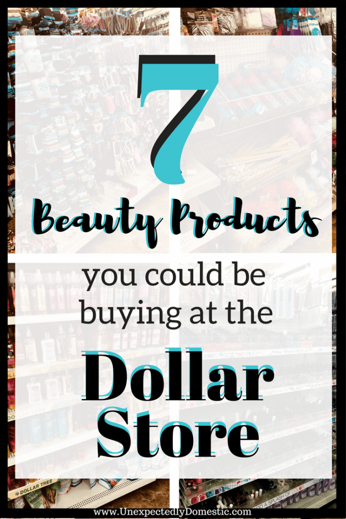 7 Types Of Beauty Products You Could Be Buying At The