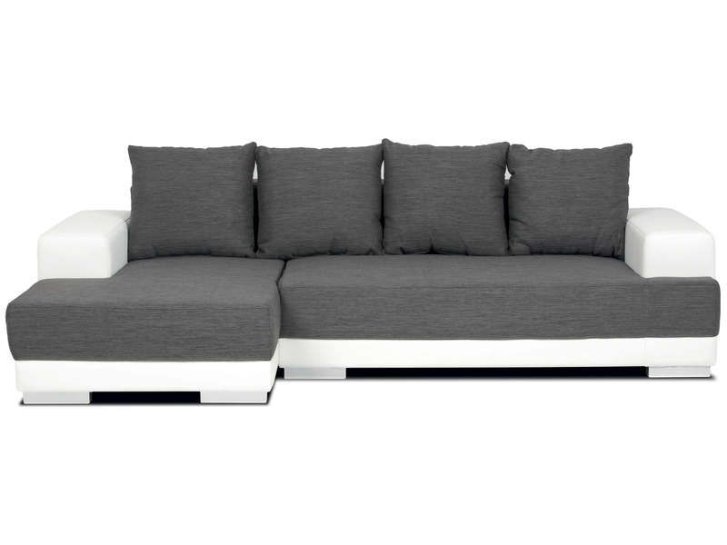 Canapé d angle convertible gauche 5 places