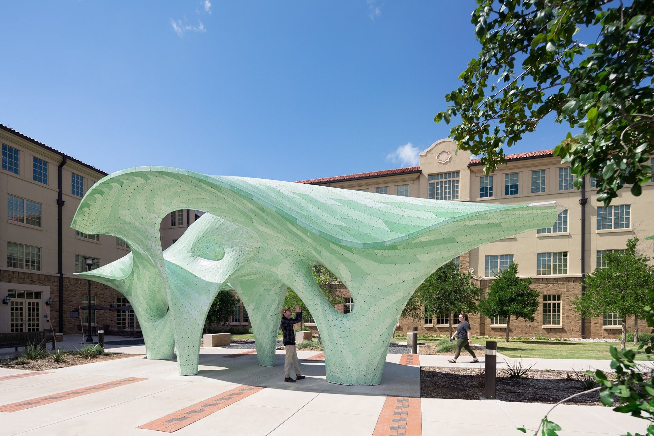 Discover New Art at Texas Tech's Public Art Collection