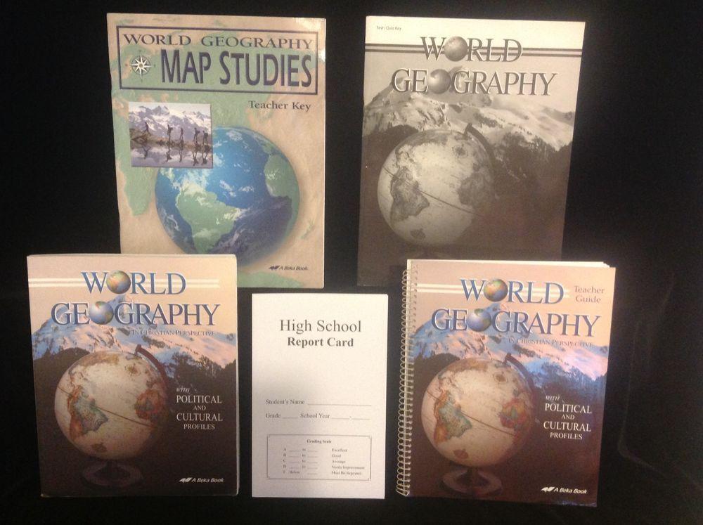 Abeka world geography 9th student teacher testmap key 1st ed abeka world geography 9th student teacher testmap key 1st ed gumiabroncs Image collections