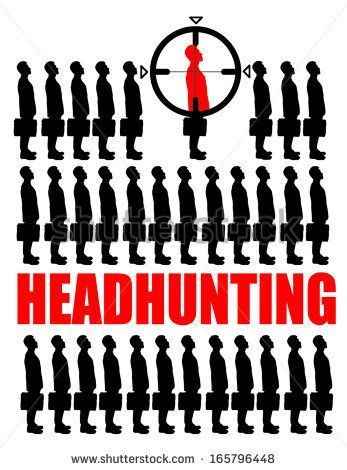 headhunting buy this stock vector on shutterstock find other images