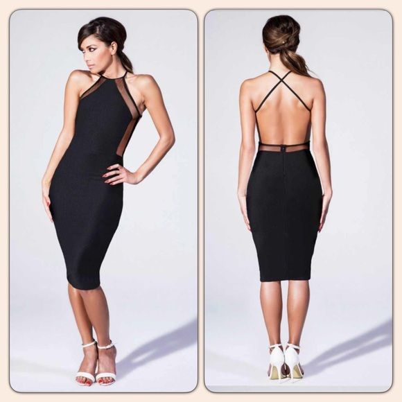 HOST PICK 9.22.15Classy Sexy Ida Dress Looks just the pictures. NWOT.also comes in S size. ❤️IF U ARE INTERESTED TO PURCHASE PLEASE LET ME KNOW SO I CAN MAKE A SEPARATE ORDER. Dresses