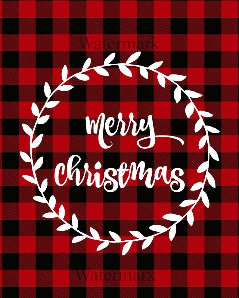 Pin By Ines Caceres On Xmas Ideas Christmas Phone Wallpaper Cute Christmas Wallpaper Buffalo Plaid Christmas