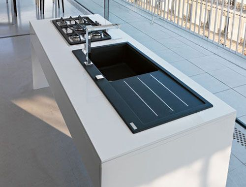 FRANKE Mythos Fusion #Lavello #cucina. www.therapy4home.com | T4H ...