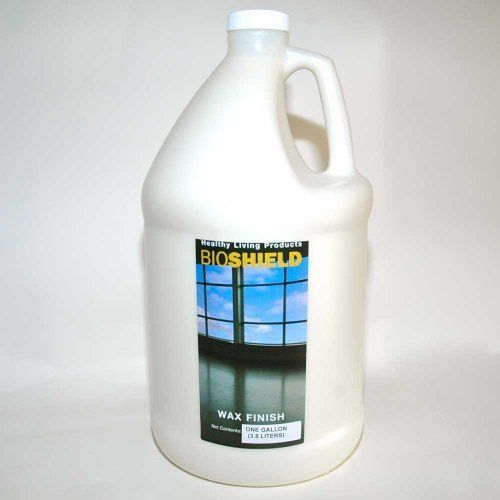 Bioshield #39 WAX FINISH - 3 8 Liters (1 Gallon) by
