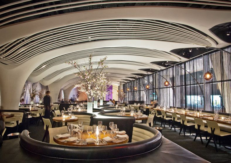 Stk  Nyc The 10 Top Sexy & Most Romantic Restaurants In New York Endearing Stk Private Dining Room Decorating Inspiration