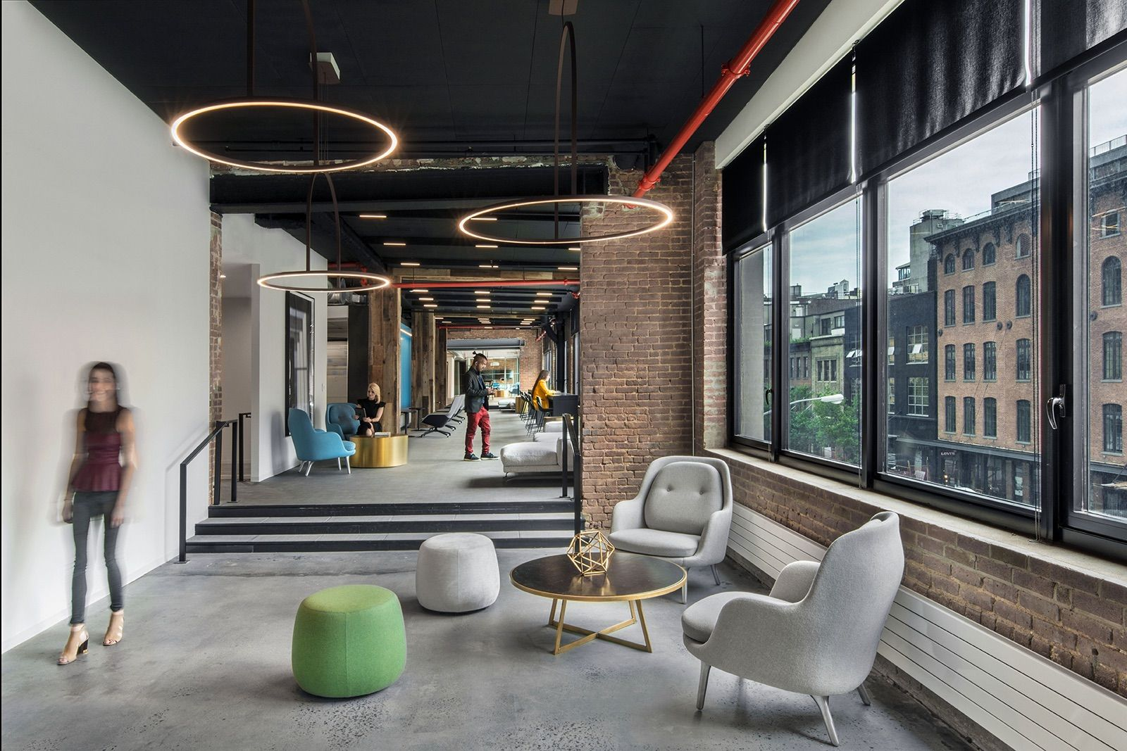 A Tour Of Argo Group S Modern Nyc Office New York Office