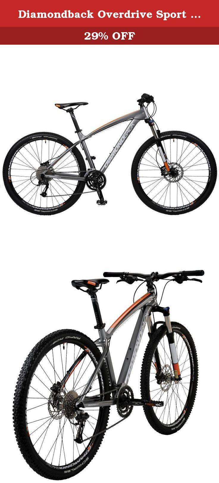 Diamondback Overdrive Sport 29er Mountain Bike Nashbar Exclusive
