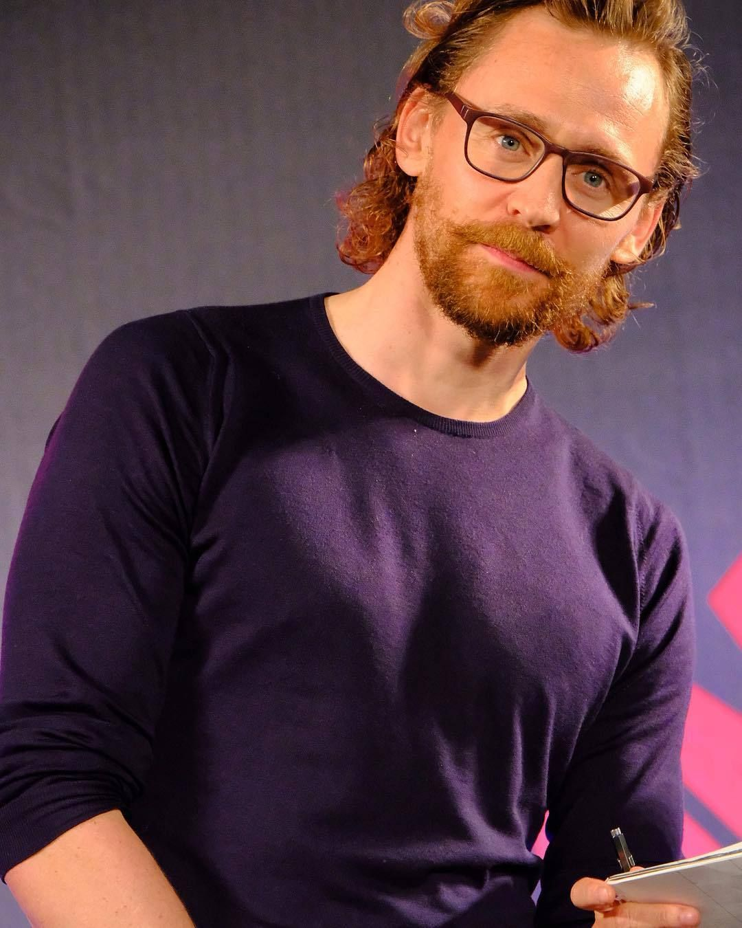 Actores Porno Tomy tom hiddleston. #tokyocomiccon december 2018. via twitter