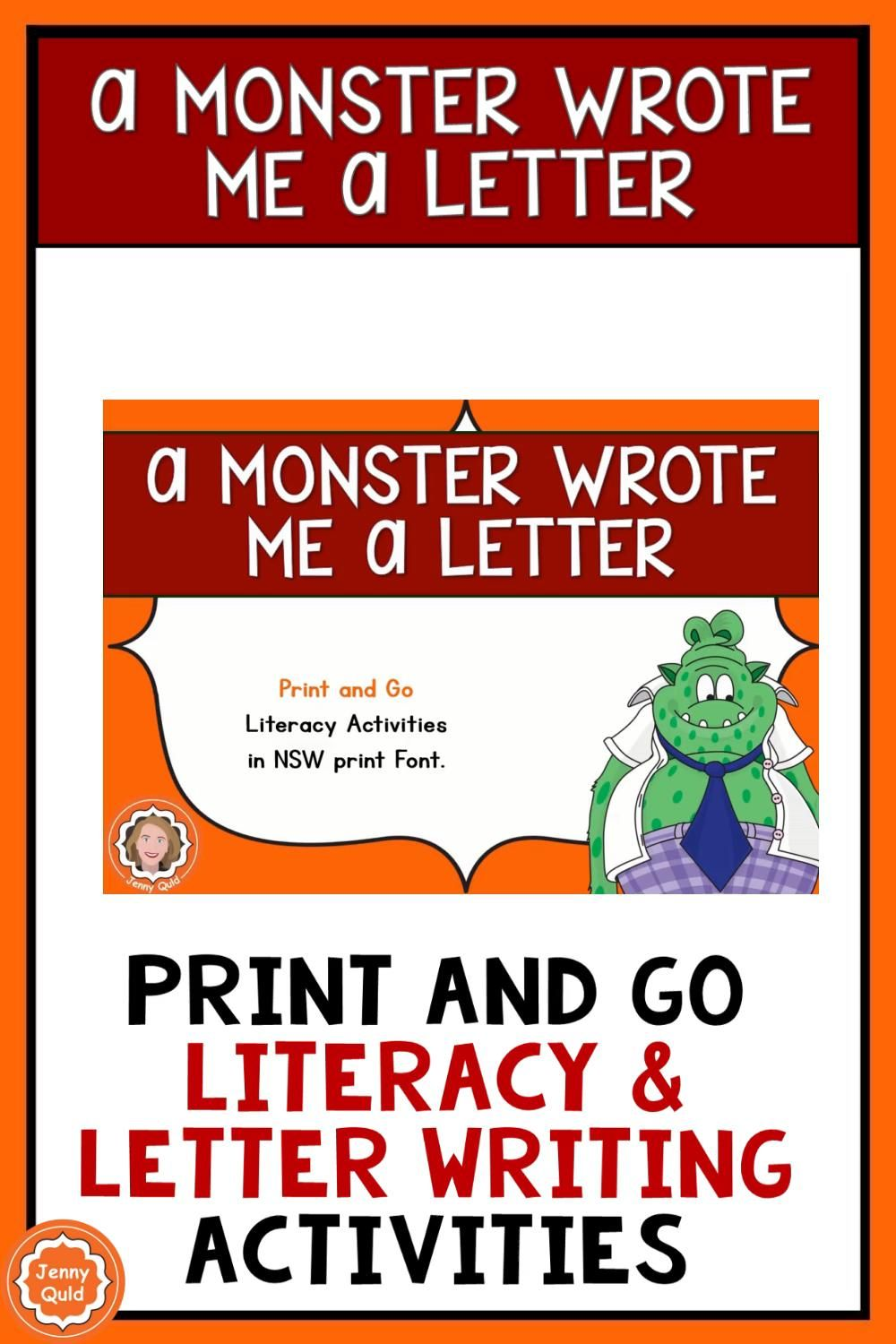 A Monster Wrote Me A Letter Literacy And Letter Writing Activities And Anchor Charts K Video Letter Writing Activities Writing Activities Letter Writing Anchor Chart [ 1500 x 1000 Pixel ]
