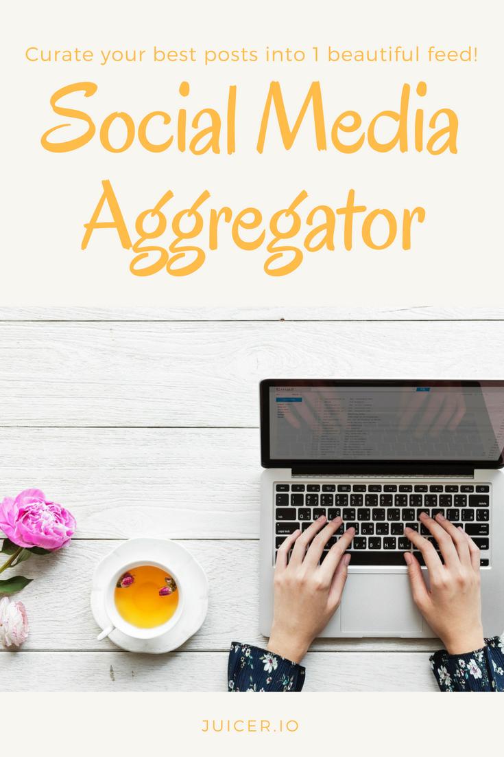 Juicer Social Media Aggregator