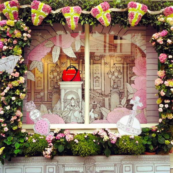 News: Cos, Smythson and The Chelsea Flower Show