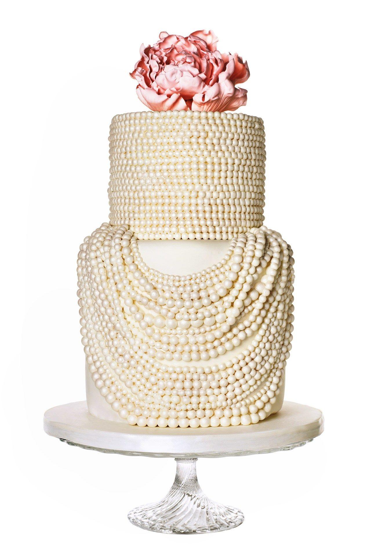 Baking Goes Bling; Bling Wedding Cakes (BridesMagazine.co.uk ...