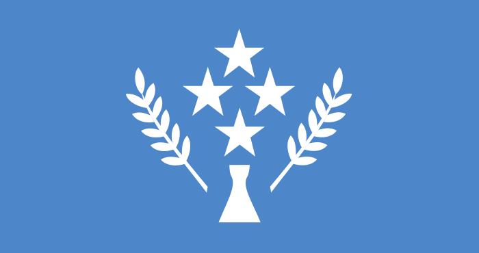 File Flag Of Kosrae Svg Wikipedia The Free Encyclopedia Kosrae Flag Federated States Of Micronesia