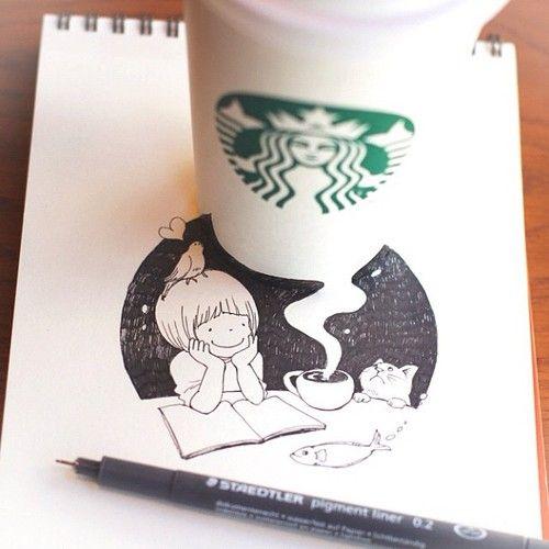 Resultado de imagem para desenhos criativos para desenhar tumblr ...