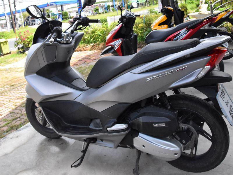 Motorbike for rent in Khao Lak, Thailand  We provided: 1