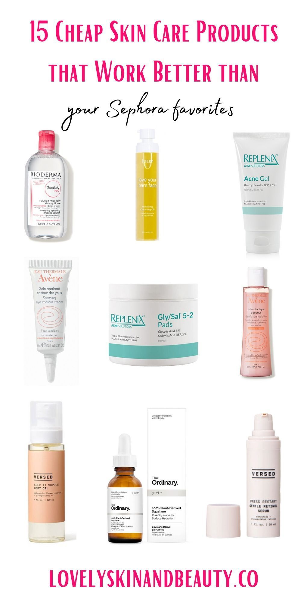 15 Cheap Skin Care Products That Work Just As Well As Luxury Brands In 2020 Cheap Skin Care Routine Cheap Skin Care Products Affordable Skin Care