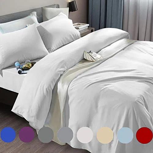 Sonoro Kate Bed Sheet Set Super Soft Microfiber Deals Furniturev Com Bed Sheet Sets Luxury Bed Sheets Egyptian Sheets 20 inch deep pocket queen sheets