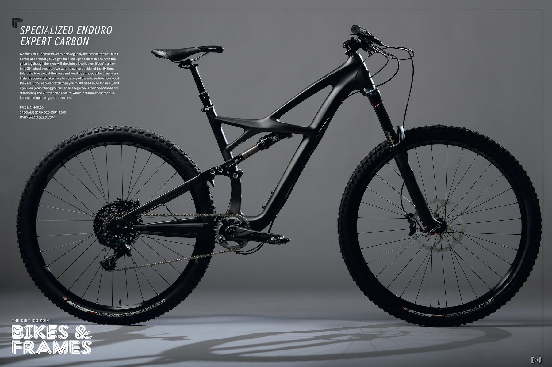 Mtb specialized enduro expert from 2014