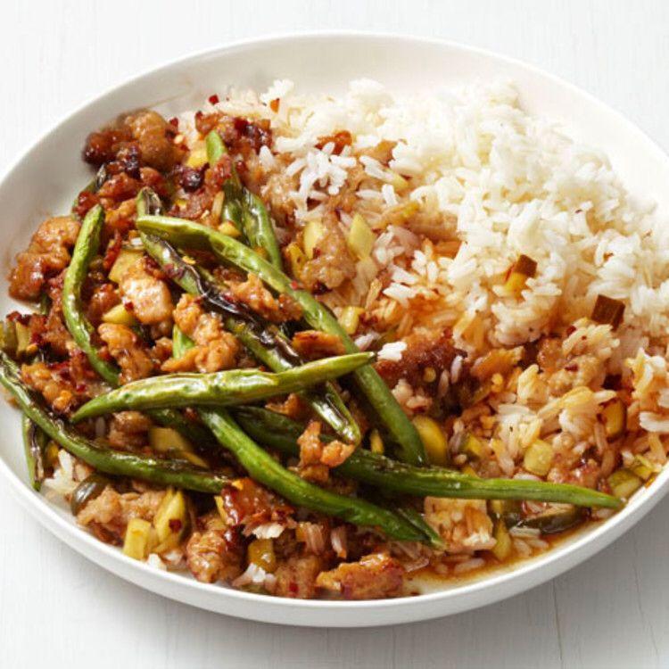 Spicy turkey and green bean stir fry receta forumfinder Gallery