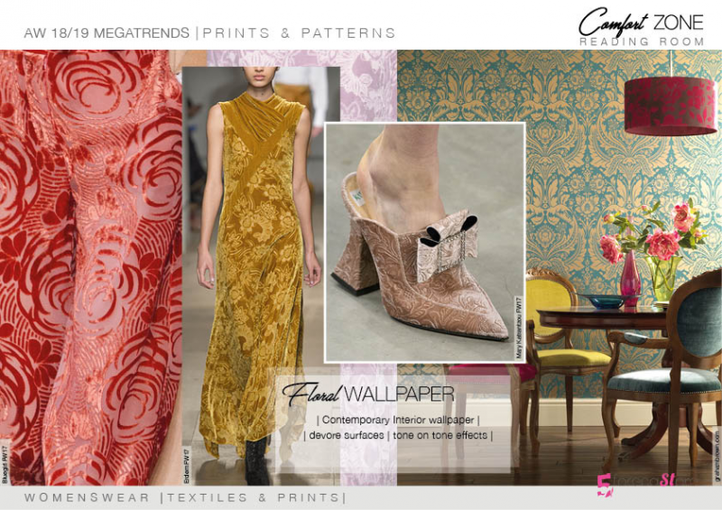 Discover The New Fall Winter 2018 19 Prints And Patterns Trends