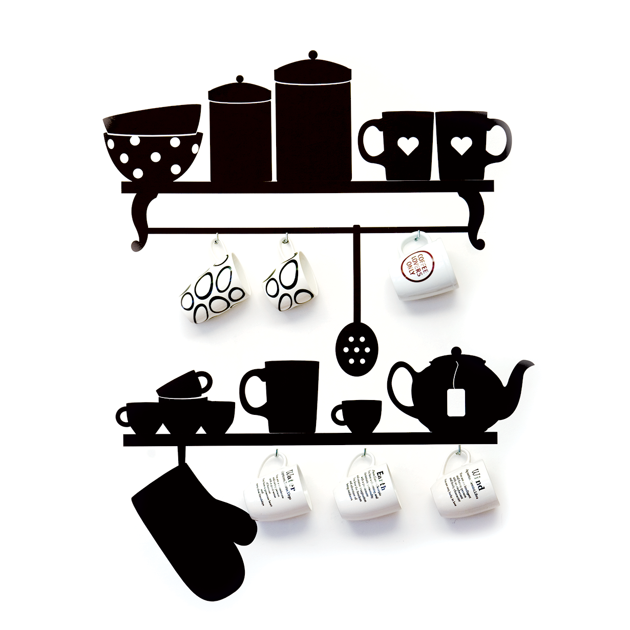 Emejing Stencil Cucina Da Stampare Contemporary - Ideas & Design ...