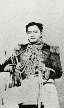 Tamatoa V born Tamatoaatu Pōmare, (23 September 1842