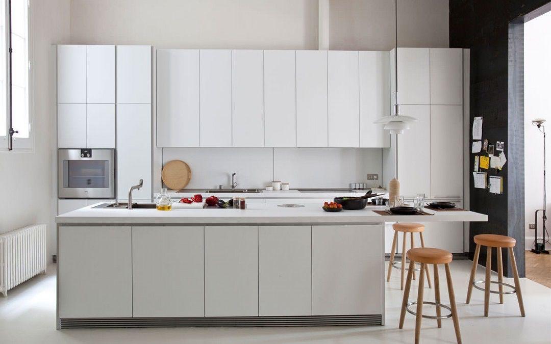 Cocina de diseño en el centro de Barcelona. Un proyecto de nuestra interiorista Chus Amice