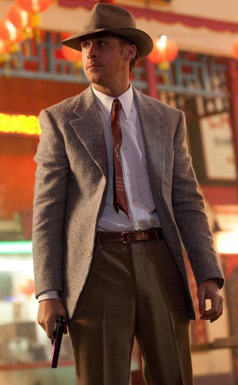 Ryan Gosling, Gangster Squad