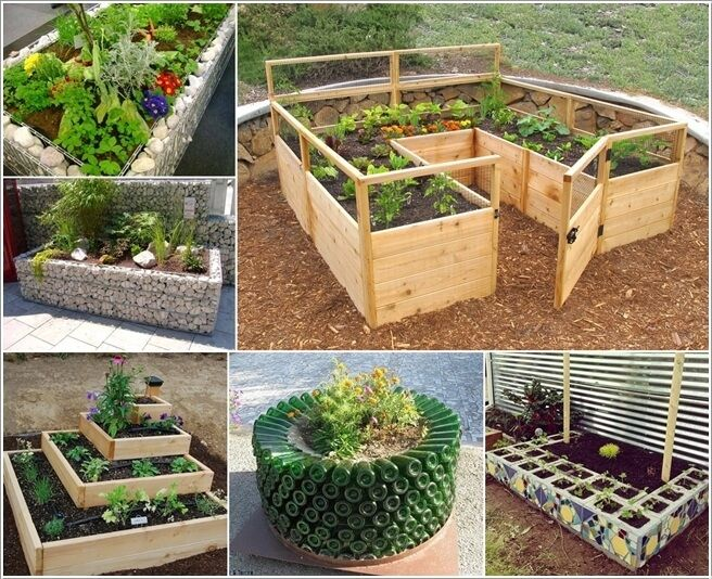 10 Unique And Cool Raised Garden Bed Ideas Raised Garden Kits
