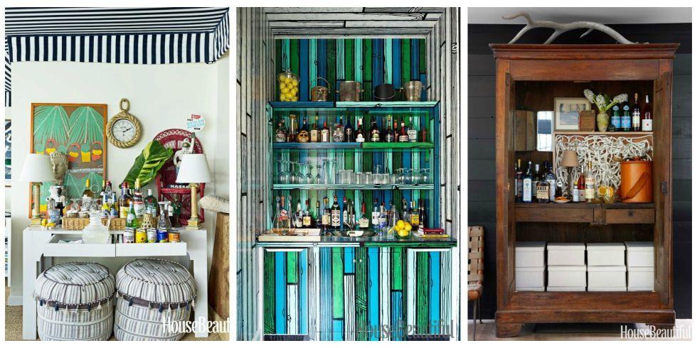 30+ Stylish Home Bars Corner, Bar and Room ideas