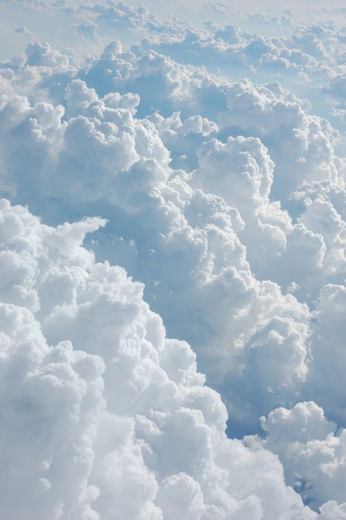 Gojulesgo Clouds Sky And Clouds Light Blue Aesthetic