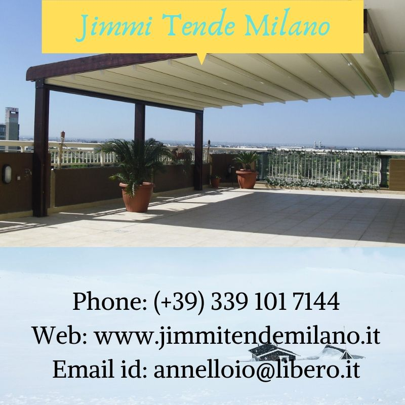 Tende A Pacchetto Milano Jimmitendemilano S Exclusive Tende A