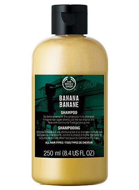 Best Sulfate Free Shampoos In India The Body Shop Banana Shampoo Banana Shampoo Shampoo Free The Body Shop