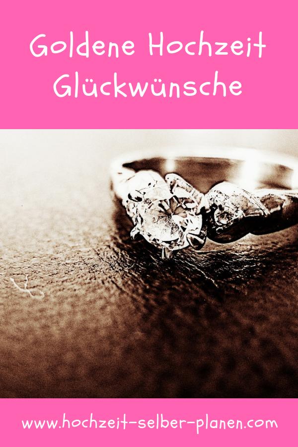 Goldene Hochzeit Glückwünsche Wenn Liebe Familienmitglieder