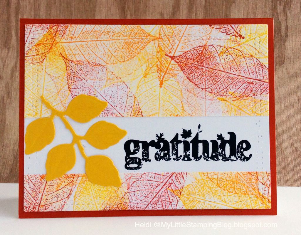 Cc660 guest designer sample heidis sample tuesday color cc660 guest designer sample heidis sample thanksgiving cardsfall kristyandbryce Choice Image