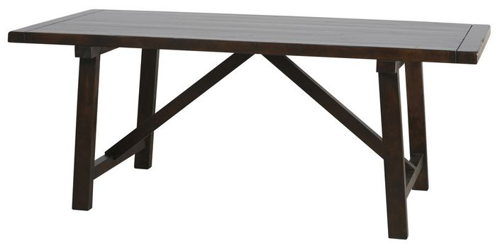 Furniture Tables Architect Dining Table From Urban Barn To Complement Your Style
