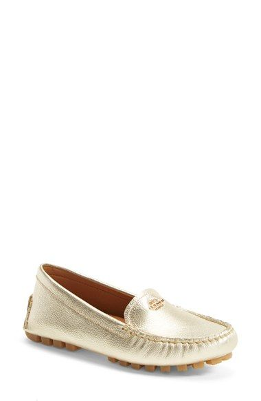 aadafeeeb57 COACH  Amber  Driving Moccasin (Women) available at  Nordstrom ...