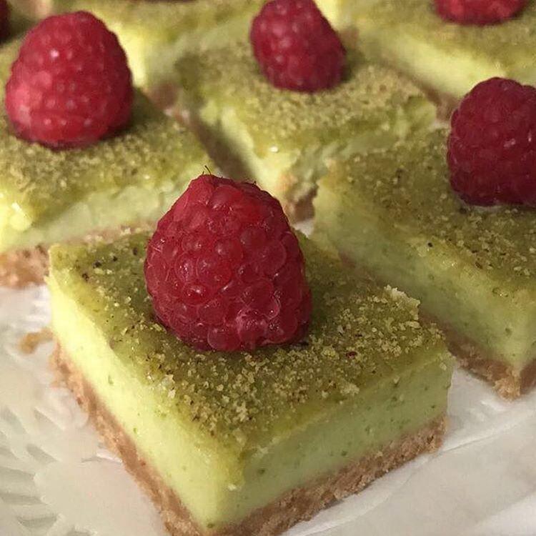 حلى الفستق Desserts Food Cheesecake